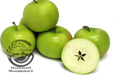 نهال سیب سبز فرانسوی